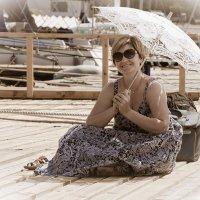 Лето, отпуск :: Анна Выскуб