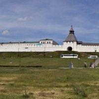 Казанский кремль. Панорама. :: Евгений Алябьев