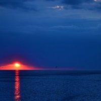 Огненный закат :: Мария В