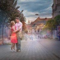 На улицах Ужгорода :: Рола Kарут
