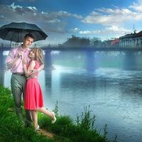 Дождь :: Рола Kарут