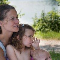три девицы :: Katerina Tighineanu