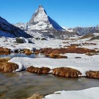 в горы пришла зима :: Elena Wymann