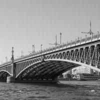 Троицкий мост :: Марат Рысбеков