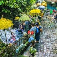 священный источник на Бали :: Александр