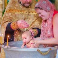 Крещение... :: Ольга Егорова