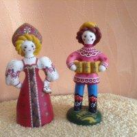Глиняные игрушки :: Natalia Harries