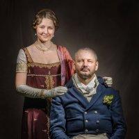 Портрет супругов :: Олег Дроздов