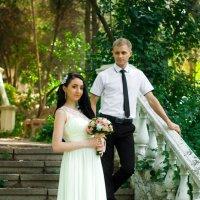 Таня и Дима :: Алла Самарская Citadel