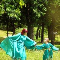 Мама и дочка :: Светлана Белкина