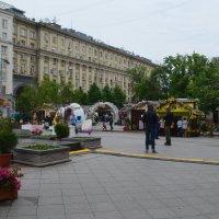фестиваль на Тверской площади :: Галина R...