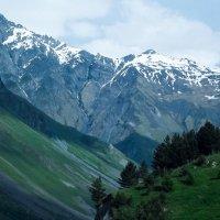 грузинский пейзаж :: Антон Криухов