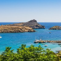 Остров Родос г. Линдос 5 :: Виталий