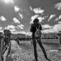 Погружение в городе :: Дмитрий Б.