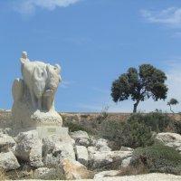 парк скульптур,Айя-Напа,Кипр :: tgtyjdrf