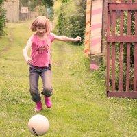 И снова про футбол :: Елена Баландина