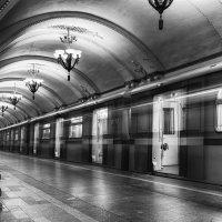 Underground space :: Алексей Соминский
