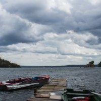 Одно из озер в Боровом :: Владислав Акст