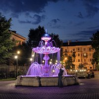 Городской фонтан :: Вячеслав
