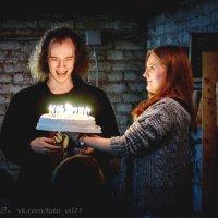 День Рождения поэта :: Владимир Дарымов