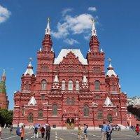Исторический музей на красной площади :: Евгений