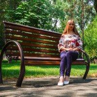 Модел Инна :: Evgeniy Akhmatov