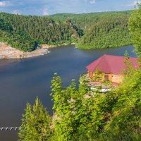 Юмагузинское водохранилище :: Любовь Потеряхина