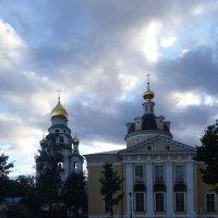 Старообрядческий посёлок. Москва. :: Андрей
