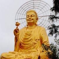 Далат. Статуя Будды Шакьямуни :: Маргарита