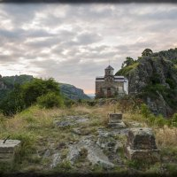 Древний Шоан на закате :: Евгений Khripp