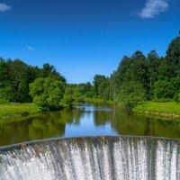 Ярополецкая ГЭС :: Андрей Масаев