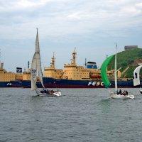 ледоколы и лодки :: Ingwar