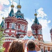Крещение Артема :: Александра Капылова