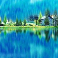 озера сияние :: Elena Wymann