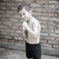 Маленький боксер :: Magomed Abubakarov