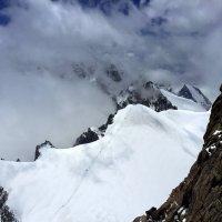 КАРЛЫТАУ пик (4100 м) - Заилийский Алатау - Северный Тянь-Шань :: Anna Gornostayeva