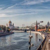 Москва. Башни Кремля. :: Виталий Лабзов