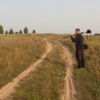 Утренние прогулки... :: Фёдор Куракин