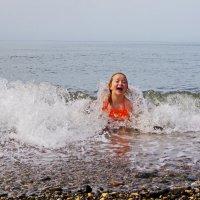 Море, ах море! :: Ирина Нафаня