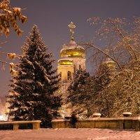 Спасский собор в период восстановления :: Алексей Забабурин