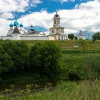 Серпуховский Высоцкий мужской монастырь :: Андрей Масаев