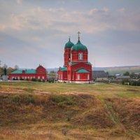 Церковь Рождества Пресвятой Богородицы :: Константин