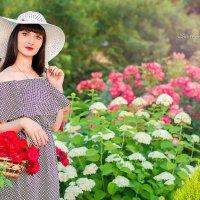 В саду роз) :: SVETLANA FABRICHNAYA