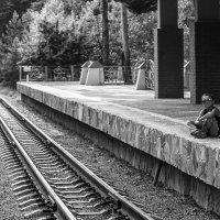 railway station :: Dmitry Ozersky