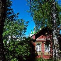Домик на Ореховой :: Елена Федотова