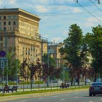 Москва, Ленинградка :: Игорь Герман