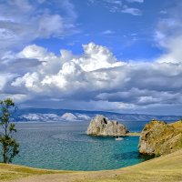 Озеро Байкал :: Виктор Заморков