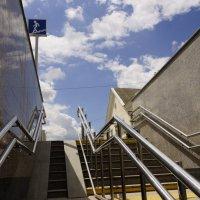 Лестница в небо :: Kamyshlov Victor