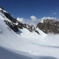Заснеженные вершины гор — это самое чистое и светлое, что есть на земле... :: Anna Gornostayeva