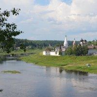 Старицкий мужской монастырь. :: Oleg4618 Шутченко
